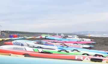 「湘南パドリングレース2021」サポートいたします